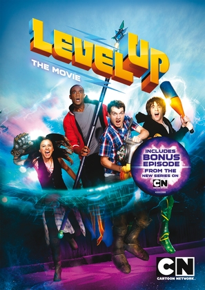 Level Up - DVD cover (thumbnail)