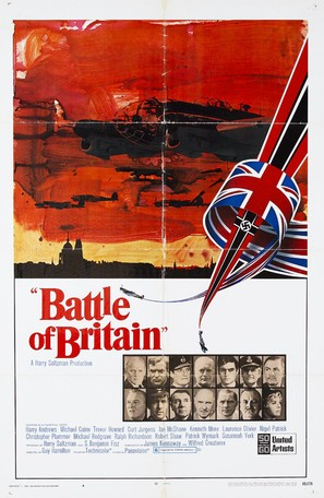 Battle of Britain - Movie Poster (thumbnail)