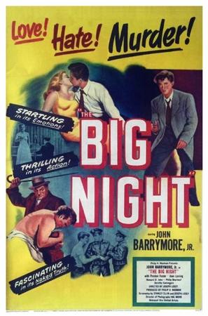 The Big Night - Movie Poster (thumbnail)