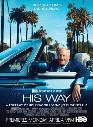 His Way - Movie Poster (thumbnail)