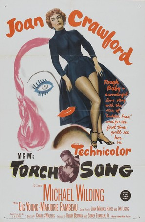 Torch Song - Movie Poster (thumbnail)