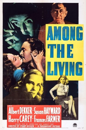 Among the Living - Movie Poster (thumbnail)