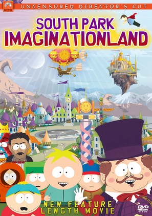 South Park: Imaginationland - Movie Cover (thumbnail)