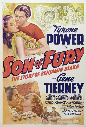 Son of Fury: The Story of Benjamin Blake - Movie Poster (thumbnail)