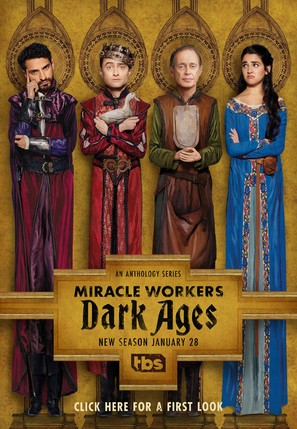 """""""Miracle Workers"""" - Movie Poster (thumbnail)"""