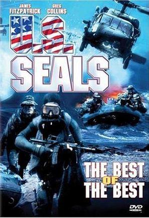 U.S. Seals - DVD cover (thumbnail)