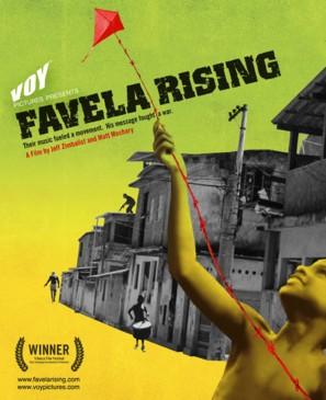 Favela Rising - poster (thumbnail)