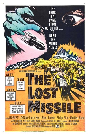 The Lost Missile - Movie Poster (thumbnail)