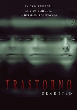 Trastorno - Spanish Movie Poster (thumbnail)