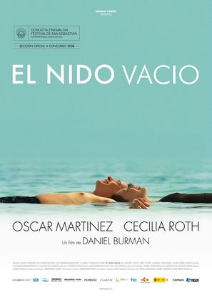 El nido vacío - Spanish Movie Poster (thumbnail)