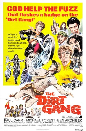 The Dirt Gang - Theatrical poster (thumbnail)