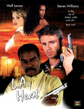 """L.A. Heat"" - Movie Poster (thumbnail)"