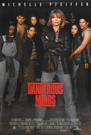 Dangerous Minds - Movie Poster (thumbnail)