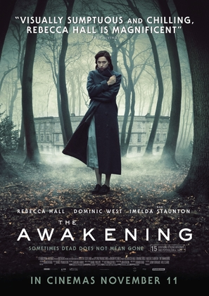 The Awakening - British Movie Poster (thumbnail)