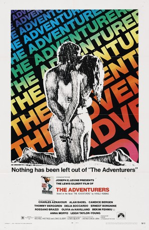 The Adventurers - Movie Poster (thumbnail)
