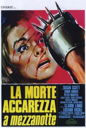 Morte accarezza a mezzanotte, La - Italian Movie Poster (thumbnail)