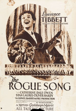 The Rogue Song - Movie Poster (thumbnail)