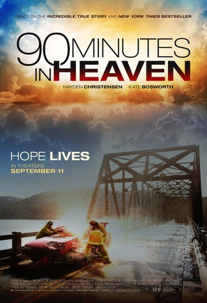 90 Minutes in Heaven - Movie Poster (thumbnail)