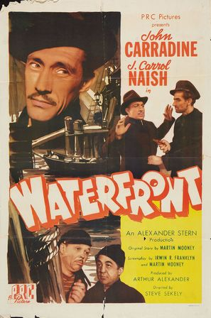 Waterfront - Movie Poster (thumbnail)