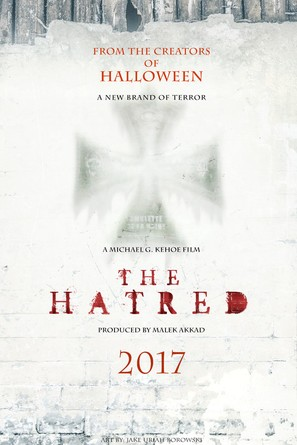 The Hatred - Movie Poster (thumbnail)