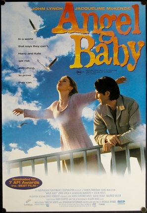 Angel Baby - Movie Poster (thumbnail)