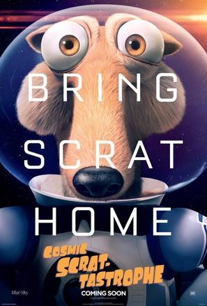 Cosmic Scrat-tastrophe - Movie Poster (thumbnail)