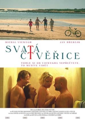 Svatá Ctverice - Czech Movie Poster (thumbnail)
