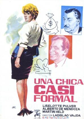 Una chica casi formal