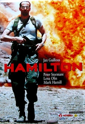 Hamilton - poster (thumbnail)