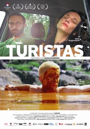 Turistas - Chilean Movie Poster (thumbnail)