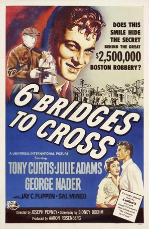 Six Bridges to Cross - Movie Poster (thumbnail)