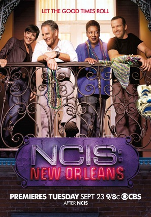 """""""NCIS: New Orleans"""" - Movie Poster (thumbnail)"""