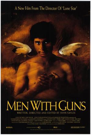 Men with Guns - Movie Poster (thumbnail)