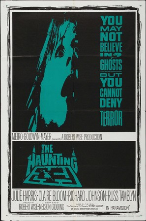 The Haunting - Theatrical movie poster (thumbnail)