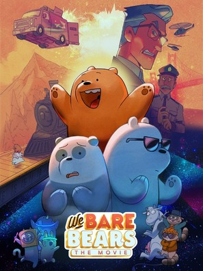 We Bare Bears: The Movie - Movie Cover (thumbnail)
