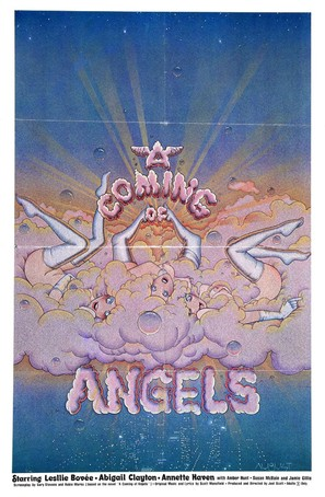A Coming of Angels - Movie Poster (thumbnail)