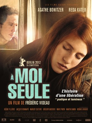 A moi seule - French Movie Poster (thumbnail)