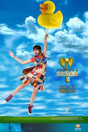 """Atrévete a soñar"" - Movie Poster (thumbnail)"