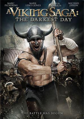 A Viking Saga: The Darkest Day - DVD cover (thumbnail)