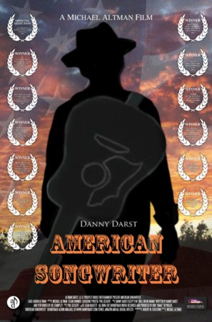 American Songwriter - Movie Poster (thumbnail)