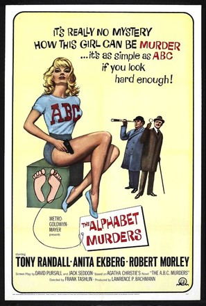 The Alphabet Murders - Movie Poster (thumbnail)