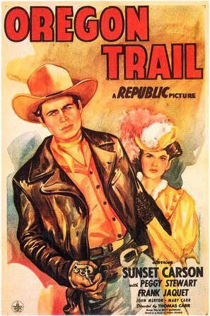Oregon Trail - Movie Poster (thumbnail)
