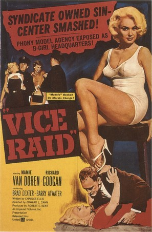Vice Raid - Movie Poster (thumbnail)