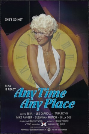 Any Time, Any Place - Theatrical poster (thumbnail)
