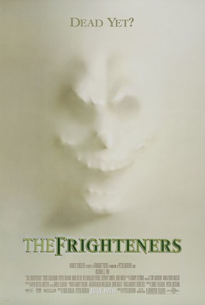 The Frighteners - Advance poster (thumbnail)