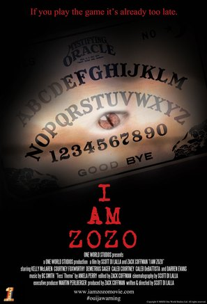 I Am ZoZo - Movie Poster (thumbnail)