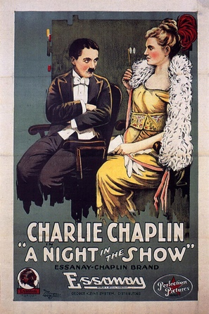 A Night in the Show - Movie Poster (thumbnail)