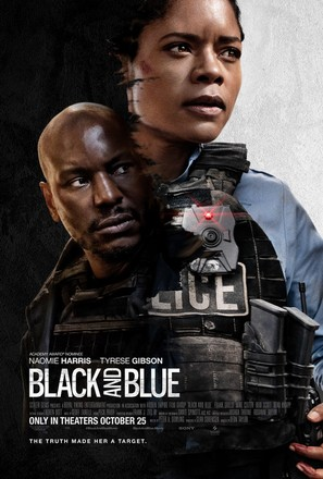 Black and Blue - Movie Poster (thumbnail)