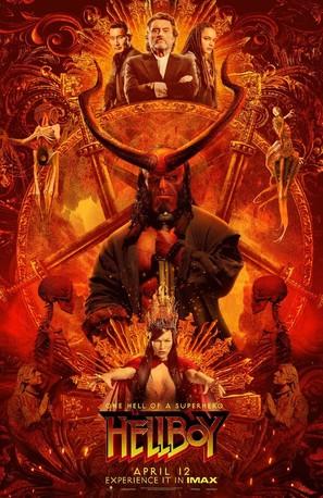 Hellboy - Movie Poster (thumbnail)