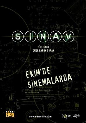 Sinav - Turkish Movie Poster (thumbnail)